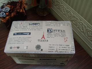 横田さんの箱
