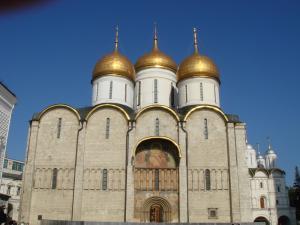 ウスペンスキー大聖堂正面