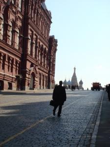 赤の広場へ