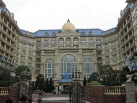 ディズニーホテルー2