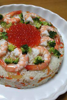 散らし寿司。