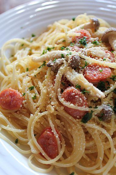 スパゲティ♪