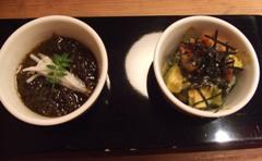 テトシオ_前菜