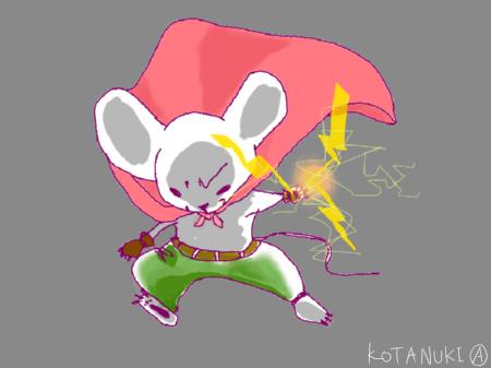 ネズミマン2