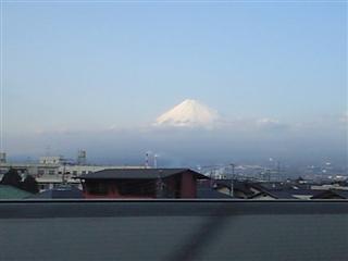 富士山、待ってろよ