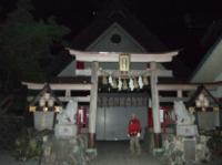 8/2 小御嶽神社にお参り 3:30