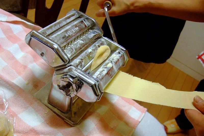 ■ イタリアン お料理教室 上野先生 【2008年8月】