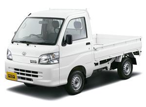 トヨタ ピクシストラック 白