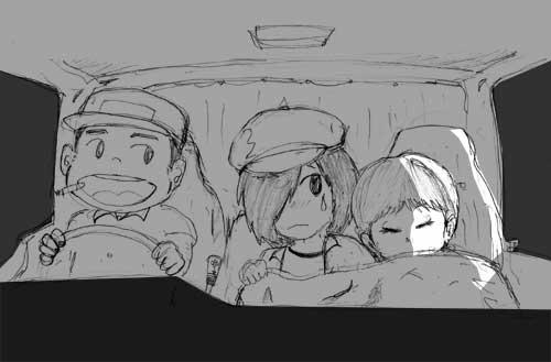 ヒッチハイク