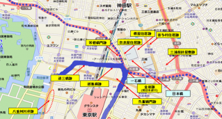 日本橋町人地 1