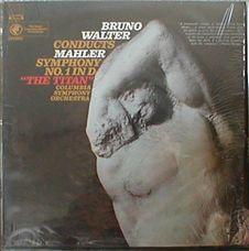 マーラー1 番巨人 ワルター コロンビア