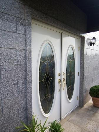 船橋玄関Door