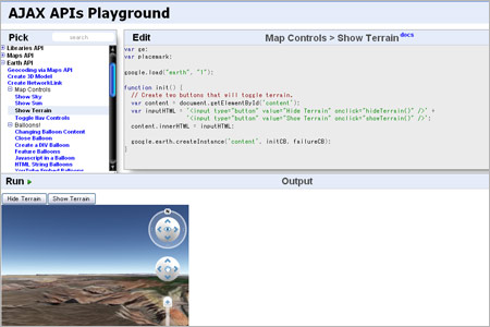 AJAX APIs Playground
