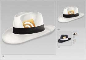帽子のRSS