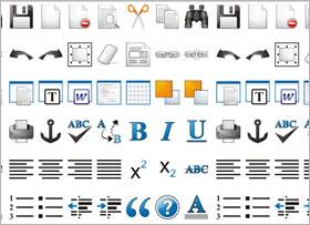 MicrosoftOfficeのようなアイコンパック