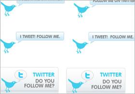 ブログのアクセントに使えそうなツイッター