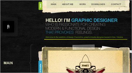 紙の質感を活用しまくったデザイン