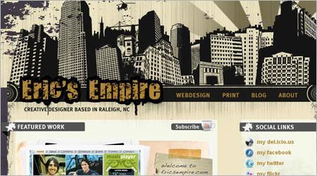 紙デザインのサイト