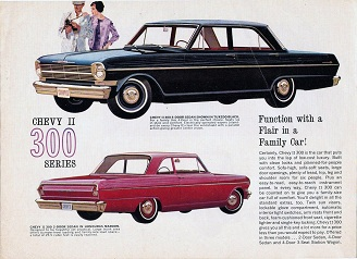 1962 chevrolet chevyII