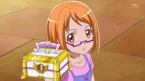 【スイートプリキュア♪】第32話「オロオロ~!ヒーリングチェストが盗まれたニャ!」