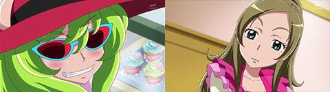 【スイートプリキュア♪】第33話「ホワワ~ン!みんなの夢はプリキュアの力ニャ!」