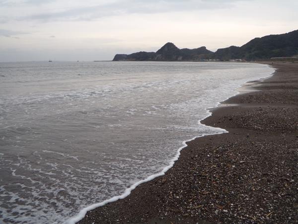 誰もいない海