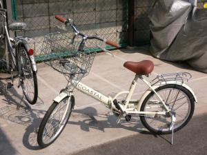 07'5'2あきnew自転車