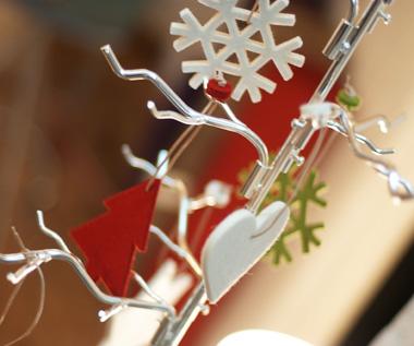 センプレのクリスマスツリー