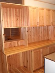オリジナル自然家具デザイン制作