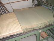自然畳製作