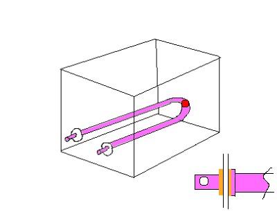 水槽とヒーター01漏電