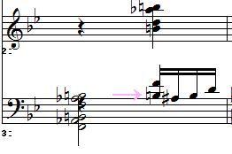 ベト4リスト編曲版MIDI作ってみたいと思います♪その3。