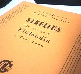 シベリウス作曲 『フィンランディア』 ピアノ版MIDI作ってみました♪