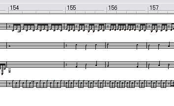 次のMIDIは、『フィンランディア』 のピアノ版を作ってみたいと思います♪その4。