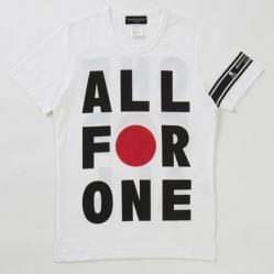 マスターマインド東日本大震災チャリティTシャツ