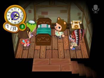 梨奈ちゃんハウス屋根裏部屋