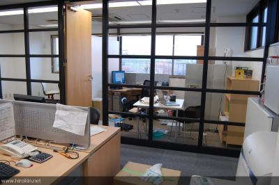 ウノサワビル社長室